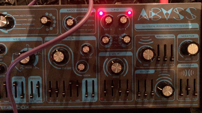 Audio Spandrel